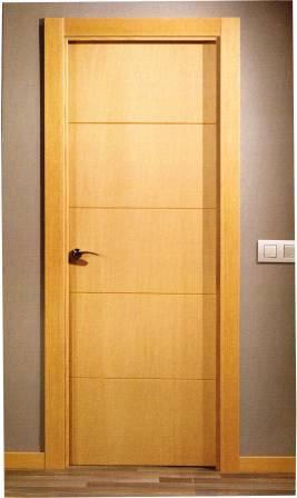 Ofert n ebanisteria esteban puertas de madera - Puertas haya vaporizada ...