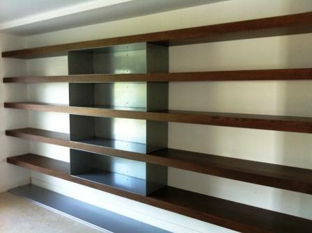 Baldas en madera trabajos realizados ebanisteria esteban puertas de madera frisos y - Baldas de madera ...